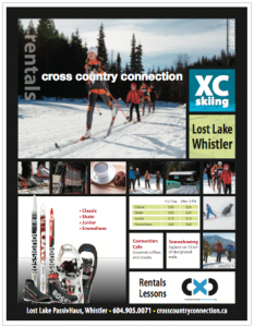 XC Ski and Snowshoe Lessons