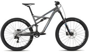 Full Suspension XC at Cross Country Connection: 2015 Specialized Enduro Comp 650b