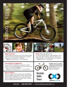 Skills & Tours info sheet
