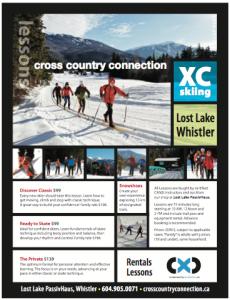 XC Ski Lessons